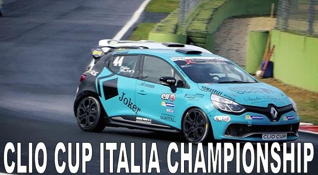 Clio Cup Italia championship
