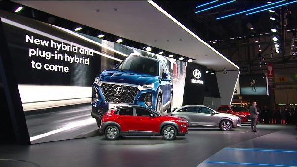 Hyundai Motor Live 2018 Geneva International Show