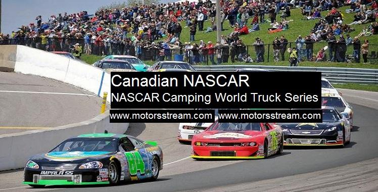 LIVE Canadian NASCAR Series