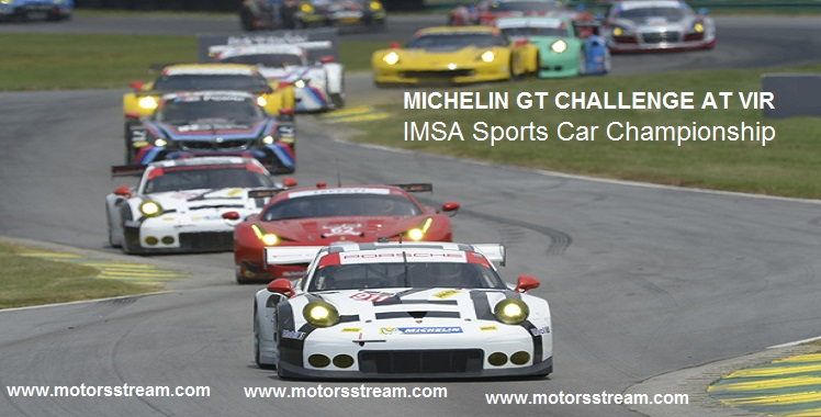 LIVE MICHELIN GT CHALLENGE AT VIR