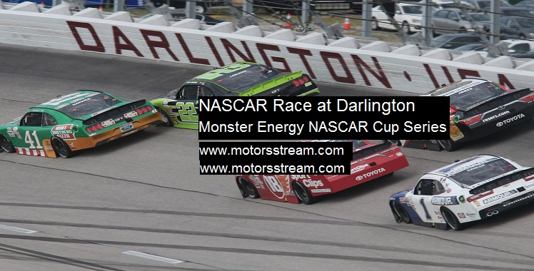 Live NASCAR Race at Darlington