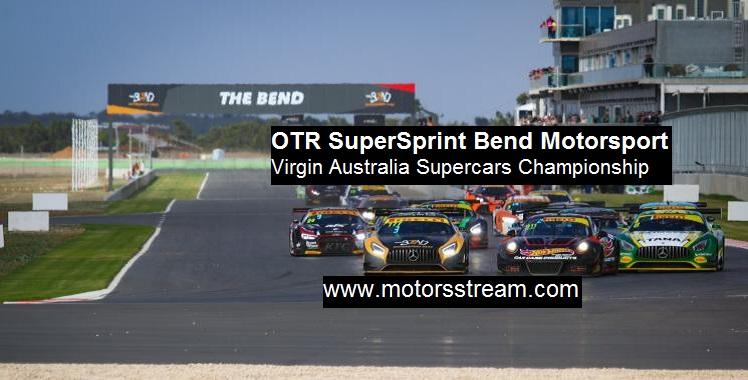 Live OTR SuperSprint Bend Motorsport