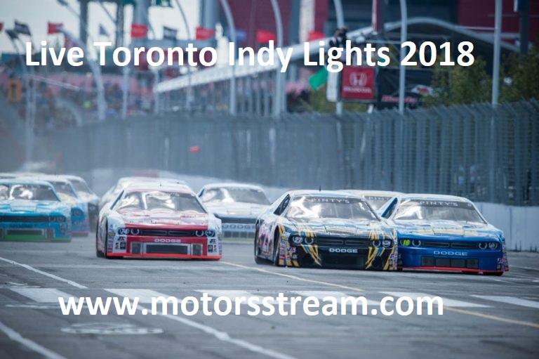Live Toronto Indy Light 2018