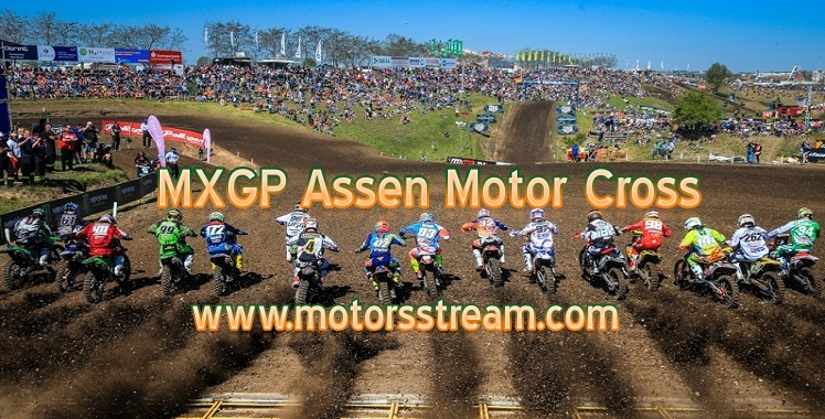 Live stream MXGP Assen