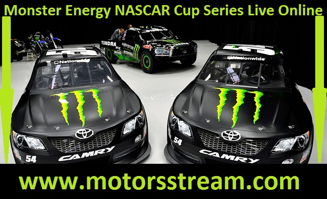 Monster Energy NASCAR Cup Series Live