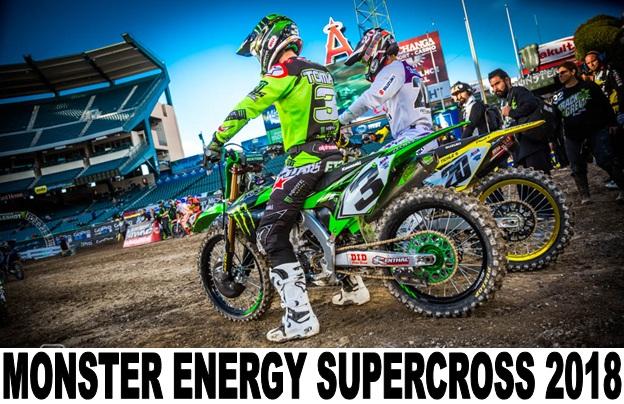 Monster Energy Supercross 2018