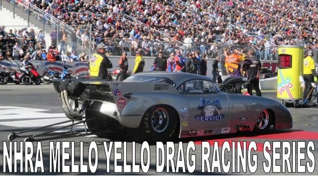 NHRA Mello Yello Drag Racing Series