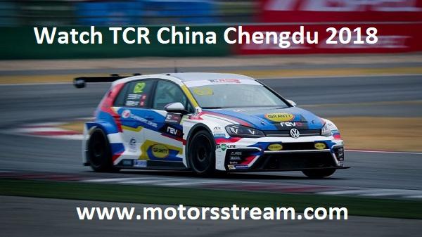 Watch TCR China Chengdu 2018