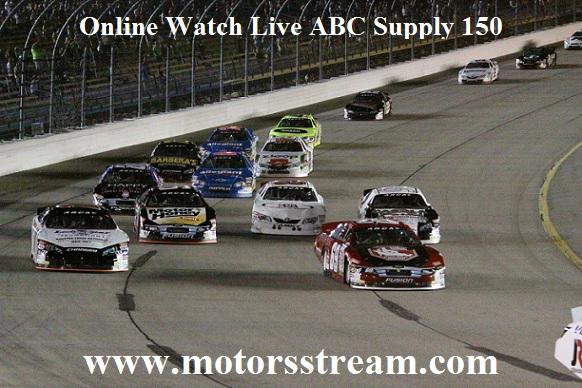 ABC Supply 150 Live