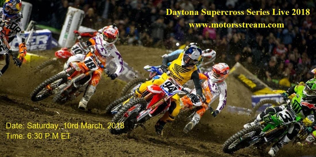2018 Daytona Supercross