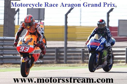 Aragon Grand Prix Live