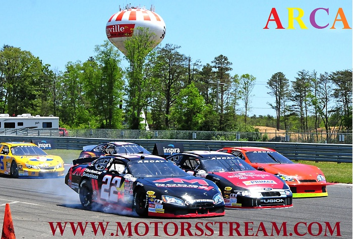 ARCA Racing Series 2017 Fixture