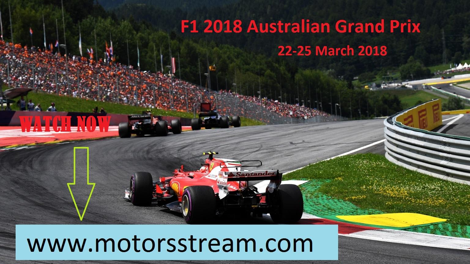 Australian GrandPrix