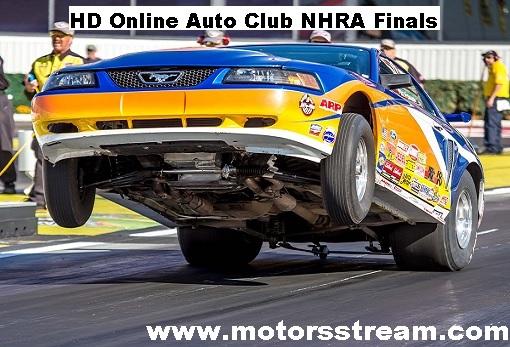 Auto Club NHRA Finals Live