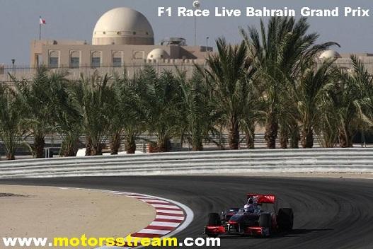 Bahrain Grand Prix Live