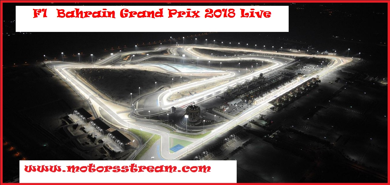 Bahrain grand prix online
