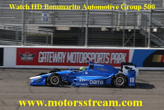 Bommarito Automotive Group 500 Live