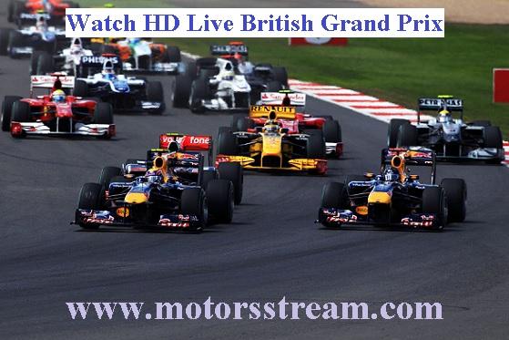 British Grand Prix Live