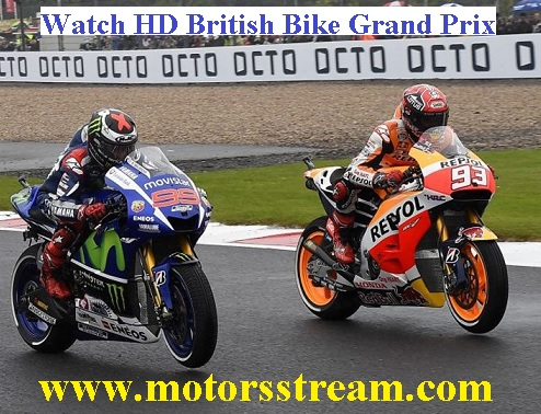 British motorcycle Grand Prix Live