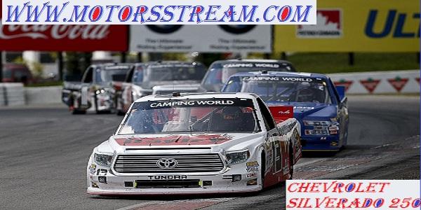 Watch Chevrolet Silverado 250 NASCAR Cup Online