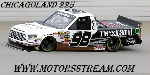 Live Chicagoland 225 Camping World Truck Series Online