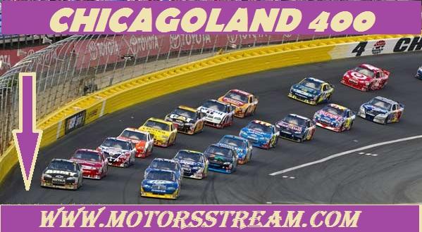 Live Chicagoland 400 Monster Energy Online Telecast