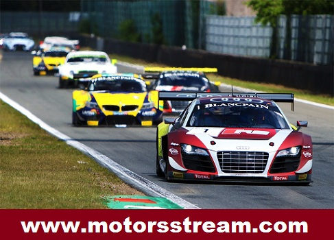 Circuit Zolder Blancpain GT Race Live