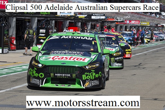 Clipsal 500 Adelaide Live
