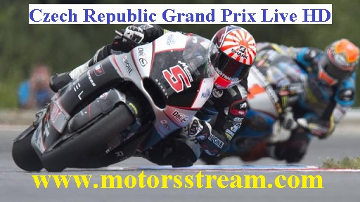 Czech Republic Grand Prix Live