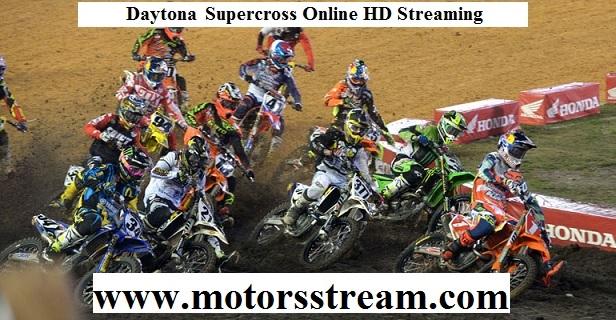 Daytona Supercross Live