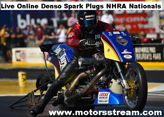 Denso Spark Plugs NHRA Nationals Live