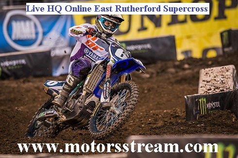 East Rutherford Supercross Live