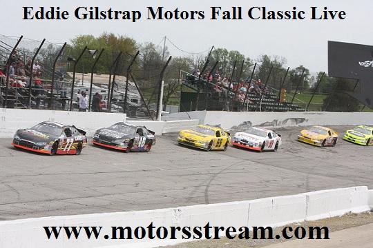 Eddie Gilstrap Motors Fall Classic Live