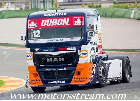 Live European Truck Racing 2017 Championship Broadcast