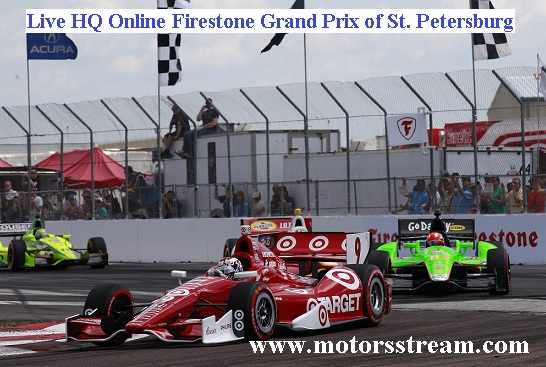 Firestone Grand Prix of St Petersburg Live