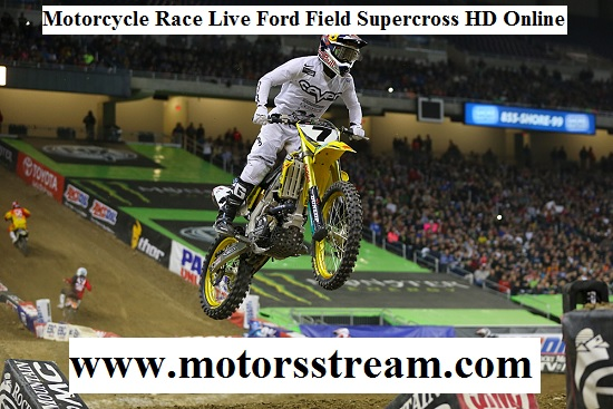 Ford Field Supercross Live