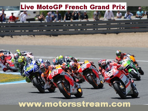 French Motorcycle Grand Prix Live