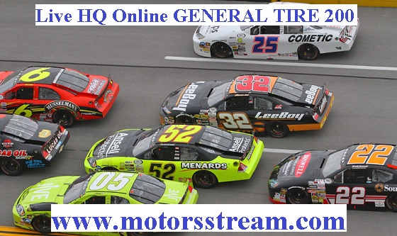 General Tire 200 Arca Live