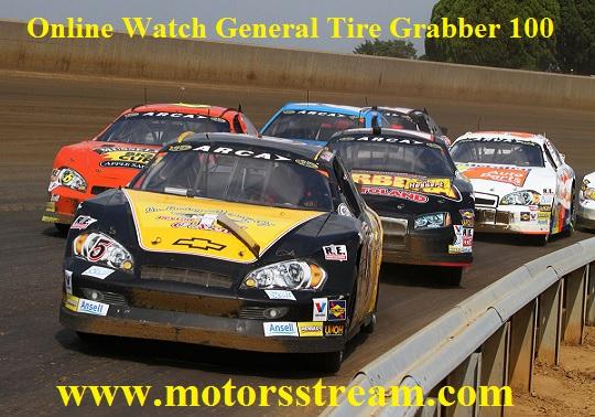 General Tire Grabber 100 Live