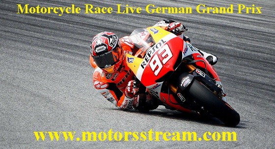 German bike Grand Prix Live