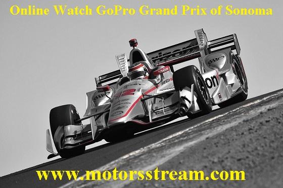 GoPro Grand Prix of Sonoma Live