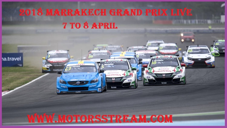 WTCR Marrakesh grand prix