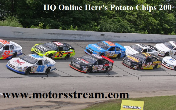 Herrs Potato Chips 200 Live
