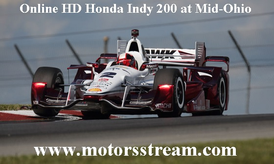 Honda Indy 200 at Mid Ohio Live