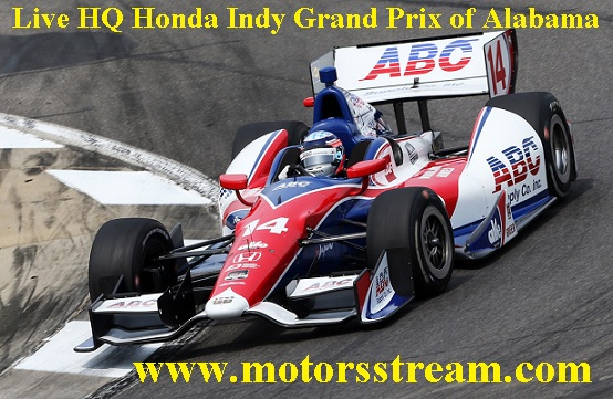 Honda Indy Grand Prix of Alabama Live