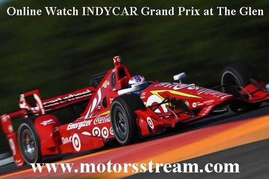 INDYCAR Grand Prix at The Glen Live