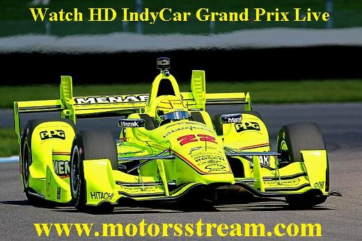INDYCAR Grand Prix Live