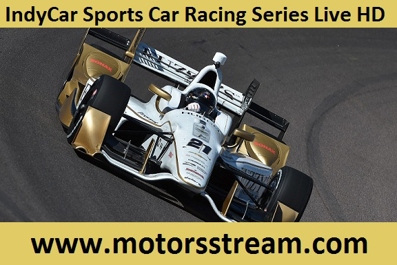 IndyCar Sports Car Race Series Live