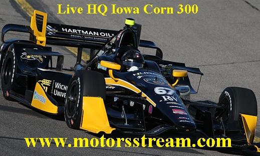 Iowa Corn 300 Live