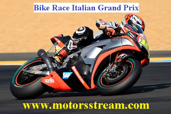 Italian motorcycle Grand Prix Live